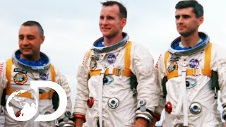 Apollo 11 Astronauts Share Their First Impressions Of The Moon | Apollo: The Forgotten Films