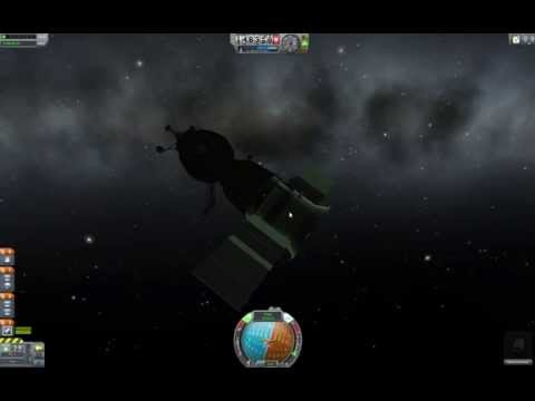 KerbalOdyssey - Skylab... meet Soyuz