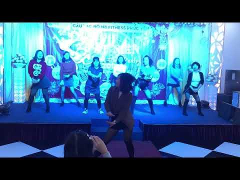 ZUMBA DANCE With Ms Mai - PANAMA by NB FITNESS Tất niên 2017
