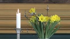 Pääsiäispäivän jumalanpalvelus 12.4.2020