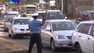 NAIROBI'S TRAFFIC NIGHTMARE