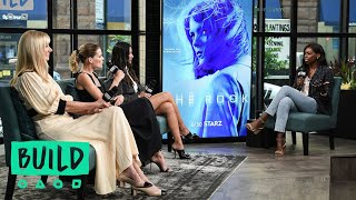 "Olivia Munn, Emma Greenwell & Joely Richardson Discuss STARZ's ""The Rook"""