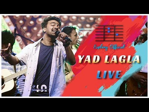 Yad Lagla (LIVE)   Ajay Atul - Euphony Official