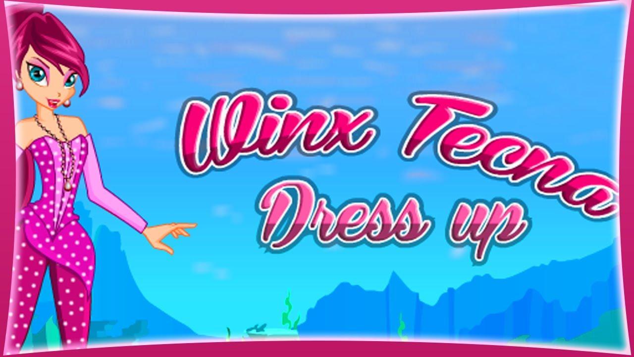Dress up winx club - Winx Club Tecna Dress Up Game For Kids