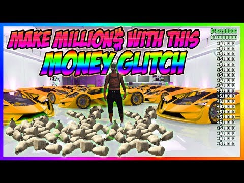 *Go RICH From This* GTA 5 Online Money Glitch.. Unlimited Solo 1.48 Money Glitch