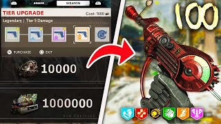 ULTIMATE GUIDE TO COLD WAR ZOMBIES: Free Ray Gun, Round 100 Setup & MORE (Die Maschine)