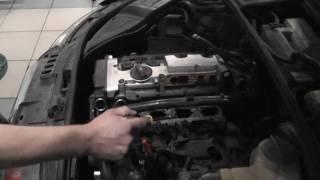 видео Ремонт и техническое обслуживание Ауди А4, С4. Audi A4 / S4