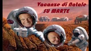 VACANZE DI NATALE SU MARTE Cinepanettone 2020 Christian De Sica Massimo Boldi ANTEPRIMA