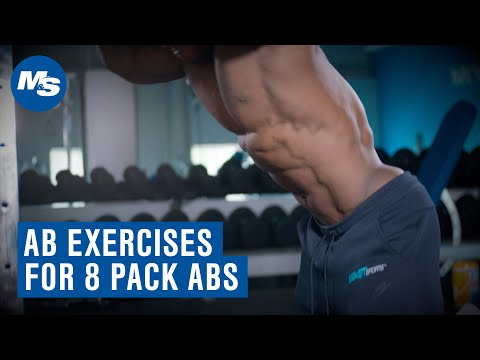 Try This: Ab Exercises for 8 Pack Abs w/ Brandon Hendrickson