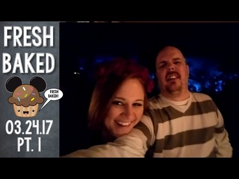 Dinner at BLUE BAYOU and a beautiful evening at Disneyland | 03-24-17 Pt. 1 [DL-4k]