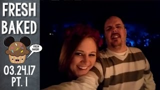 Repeat youtube video Dinner at BLUE BAYOU and a beautiful evening at Disneyland | 03-24-17 Pt. 1 [DL-4k]
