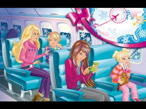 Barbie Cartoon Movies 2015 | Barbie A Perfect Christmas Full Movie ...