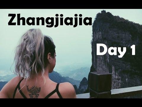 The Avatar Mountains: Zhangjiajie VLOG -Pt 1