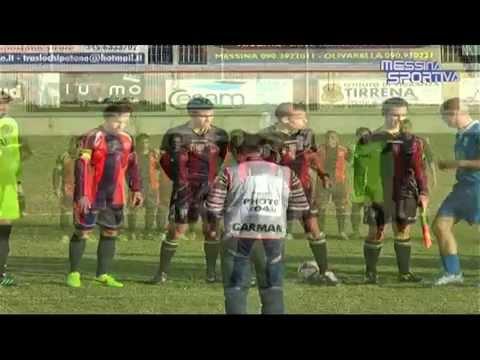Milazzo-Sporting Viagrande 2-0 (15^ giornata Eccellenza)