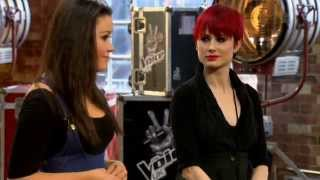 J Marie Cooper Vs Sophie Griffin FULL! Battle on The Voice - Firework