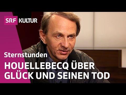 Michel Houellebecq: Vermessenheit als Weltanschauung (Sternstunde Philosophie, 1.5.2011)