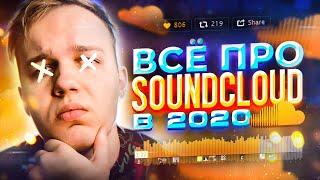 ВСЁ про SOUNDCLOUD в 2020 - Популярность, заработок, накрутка