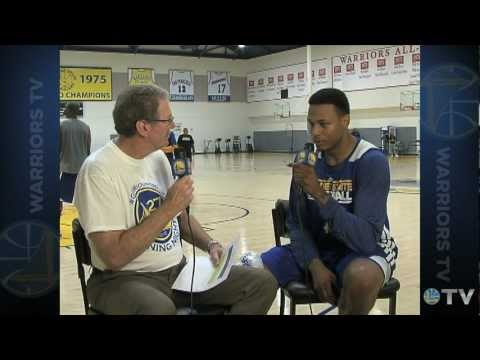 Brandon Rush Interview - 10/4/12