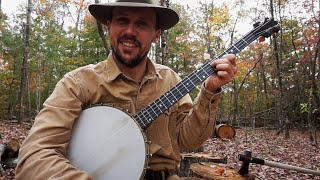 Old Joe's Barroom (Saint James Infirmary, The Unfortunate Rake) Traditional Banjo Lesson