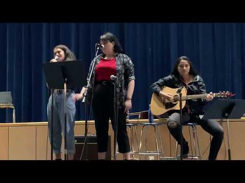 bad romance - cherry kicks (live)