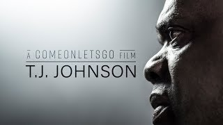 T. J.  Johnson - My criminal ways left during an out of body experience - ComeOnLetsGo