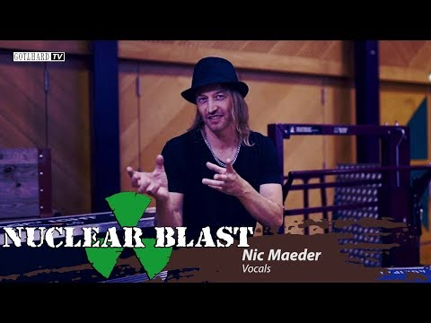 GOTTHARD - Nic About 'Defrosted 2' (OFFICIAL TRAILER)