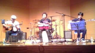 2011年6月26日(日)榛名文化会館エコールでのライヴ ティンパンアレイ...