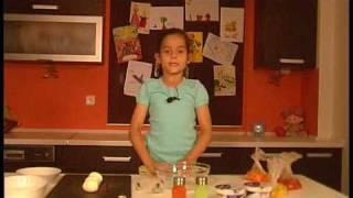 Melina's cooking- Αυγά και σαλάτα