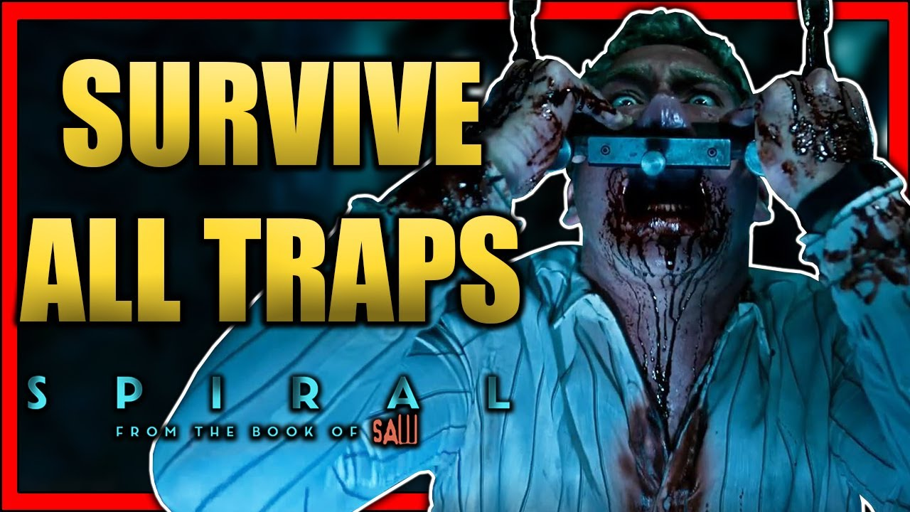 Download How to Beat Every Trap in Spiral: From the Book of Saw