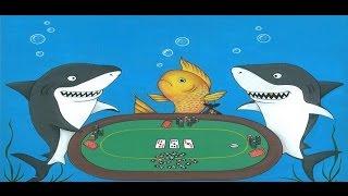 Покер. Обучение. Игра против фишей