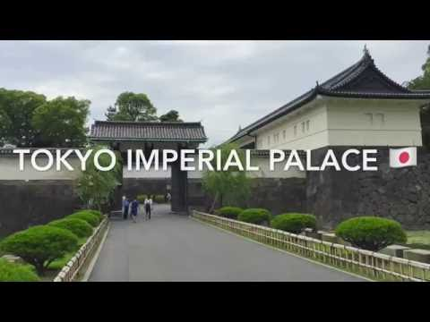 The Imperial Palace Eastern Gardens in Tokyo, Japan | 皇居