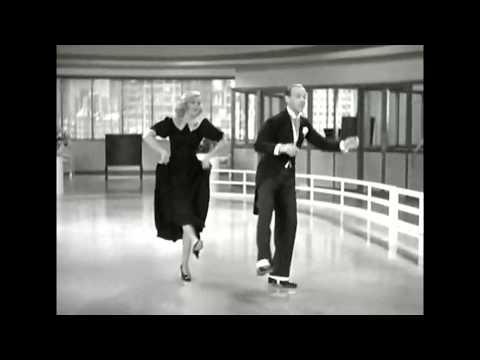 couple dances to electro swing (spotify link in description)