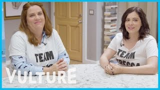 How Well Do Crazy Ex-Girlfriend Stars Rachel Bloom and Donna Lynne Champlin Know Each Other?