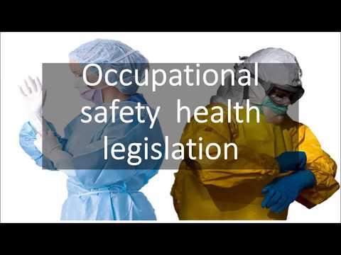 Occupational safety  health legislation IN SRI LANKA