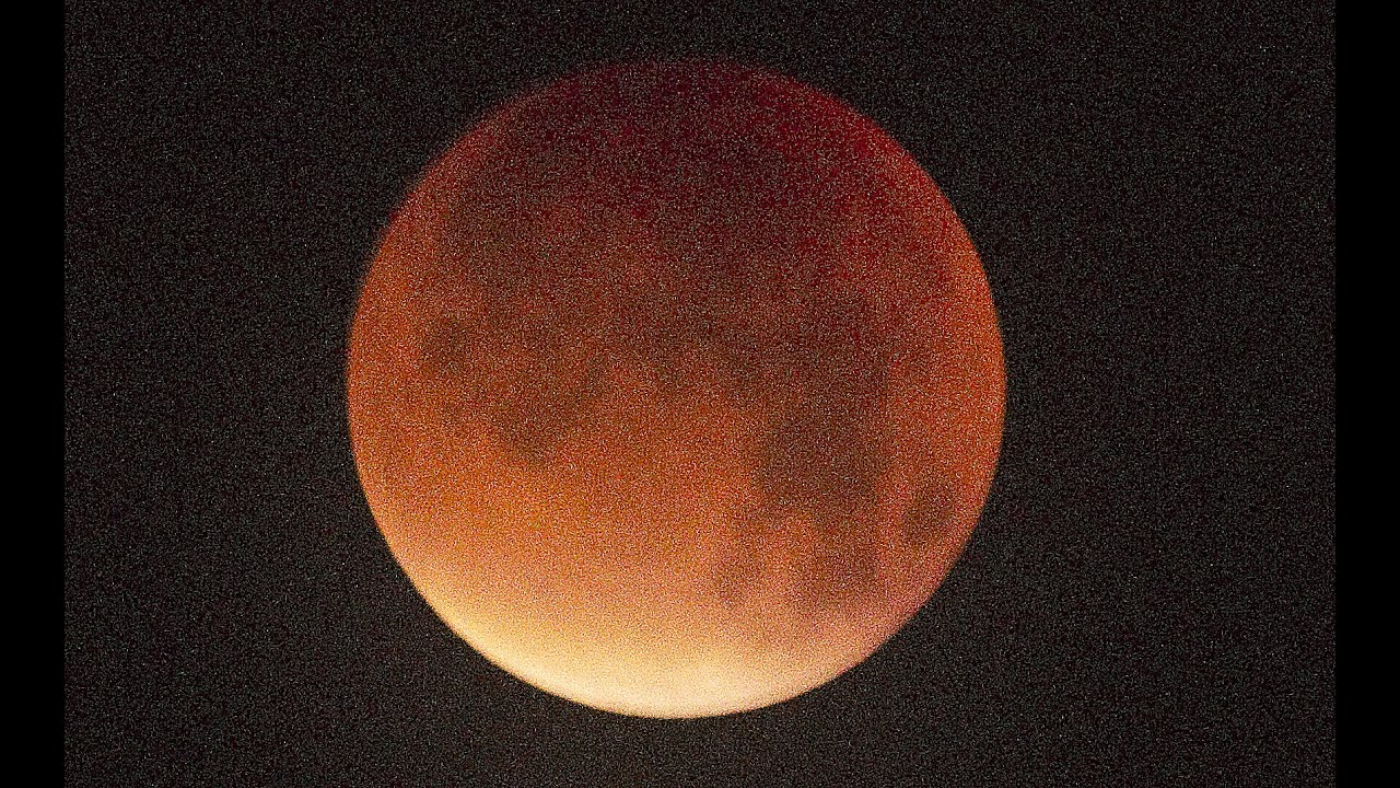 blood moon eclipse ireland - photo #2