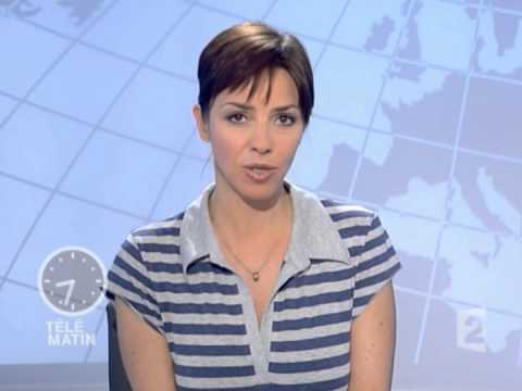 Sophie le saint france 2 t l matin 09 06 2006 youtube for Les bois flottes de sophie