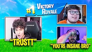 Controller GOD Squad WIN Fortnite (FaZe Mercs & Aydan)