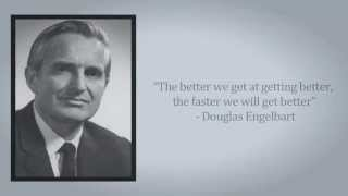 A short video biography of the late Dr. Douglas Engelbart