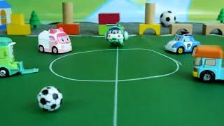 Robocar Poli toys - Carros para niños - 로보카 폴리 장난감들
