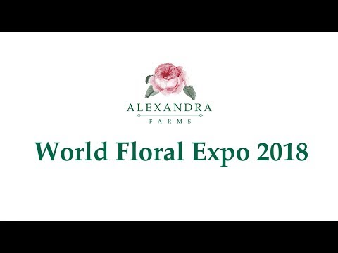World Floral Expo 2018
