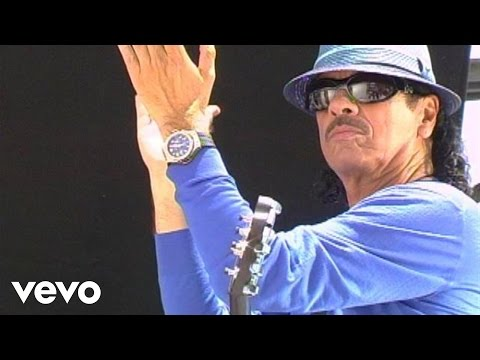 Santana - The Making Of: Into The Night