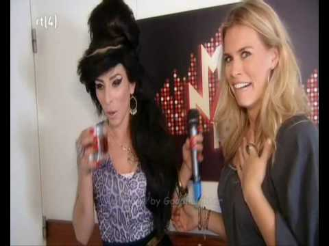 Amy Winehouse imitation Semi Final (2010)