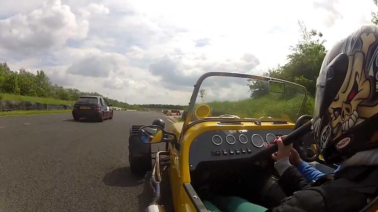 Part 1 4 Formula 27 Bike Engined Kit Car Teeside Autodrome 05 06