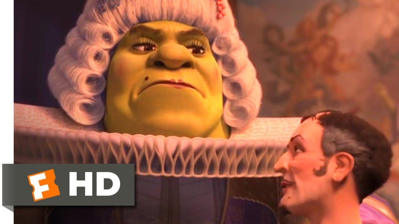 Shrek the Third (2007) - Royal Pain Scene (1/10) | Movieclips