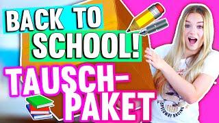 BACK TO SCHOOL TAUSCHPAKET mit XLAETA, was ihr GEWINNEN könnt!!😍