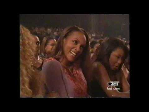 50 Cent shoots his shot with Vivica A Fox - (03) BET Awards