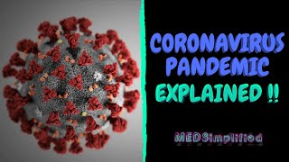 Coronavirus pandemic explained, how to boost immunity and protect from corona : https://youtu.be/ch3_j8awtyu, precautions for cornovirus https://youtu.be/qjzblwfwdwk, in late december 2019, a ...