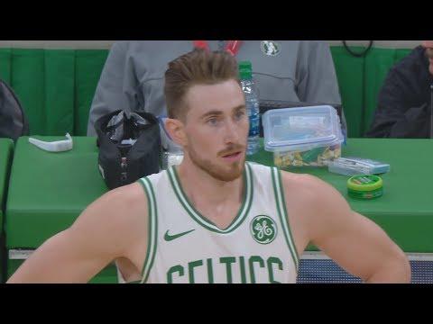 Jayson Tatum Drops Covington! Gordon Hayward Debut! 2018-19 NBA Season