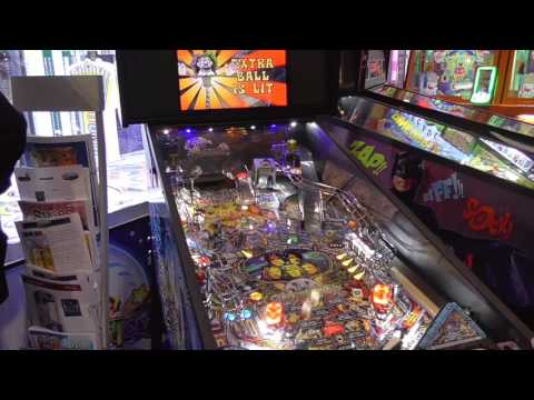 Pinball News - Aerosmith Pinball - Gameplay