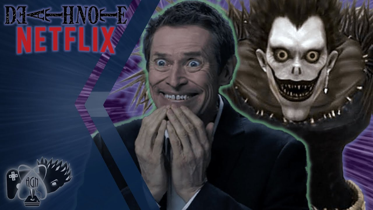 willem dafoe to voice ryuk in death note netflix movie impressive